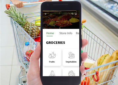 How Mobile Apps Help Consumers and online grocery stores?
