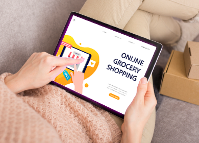 What do Consumers Look for While Choosing an Online Grocery Shop?