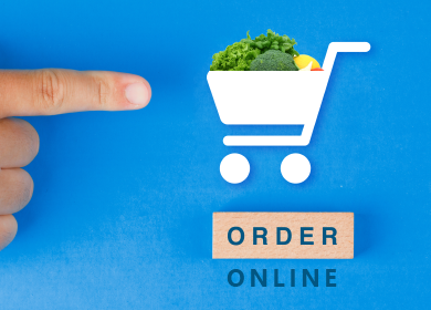 Latest ideas to improve the online grocery shopping experience