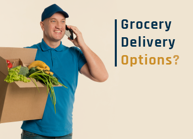 How Customers Choose Grocery Delivery Options for Convenient Shopping