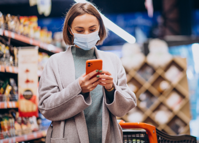 9 Tips for Online Grocery Shopping During the COVID-19 Pandemic