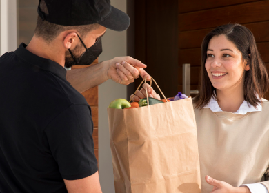 7 Reasons Why Customers Choose Online Grocery Ordering and Delivery Services