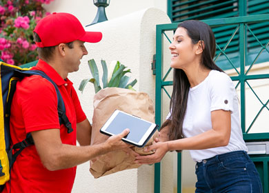 How online grocery delivery stores can be effective and efficient?