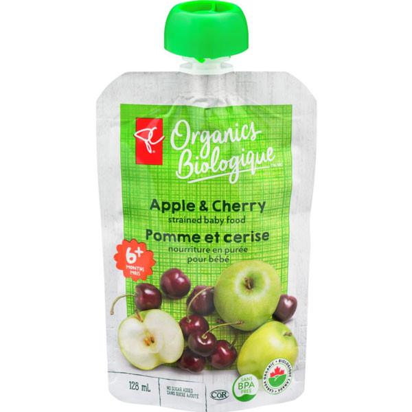 Pc organicsapple & cherry, stage 21