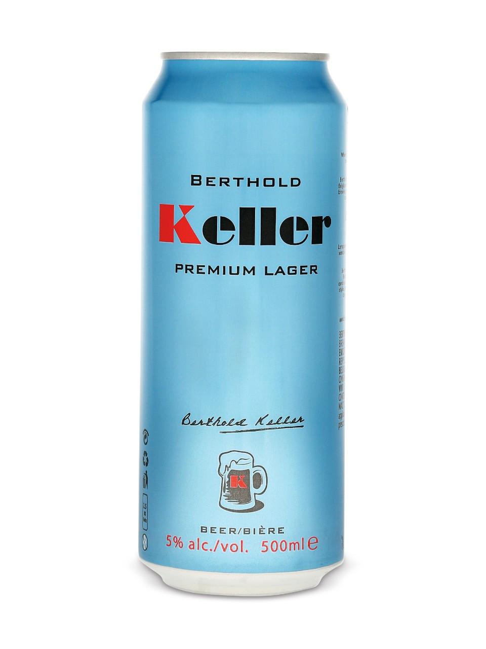 Keller premium lager 500 ml