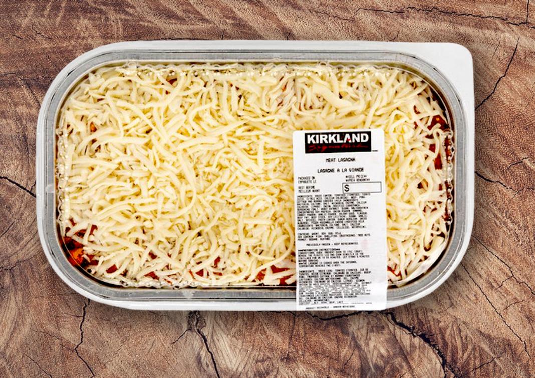 Meat lasagna (avg. 1.8059kg)
