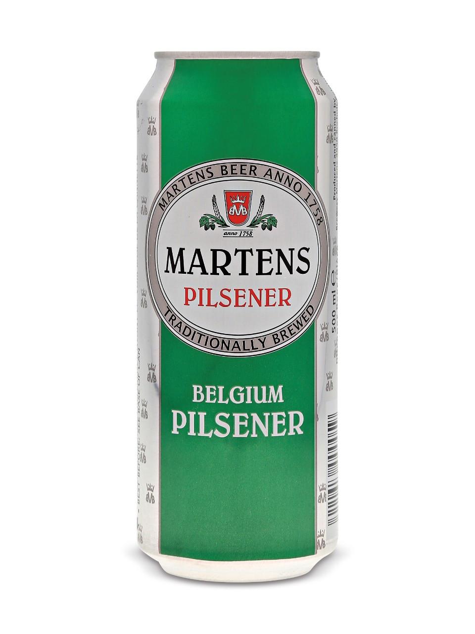 Martens pilsner  500 ml