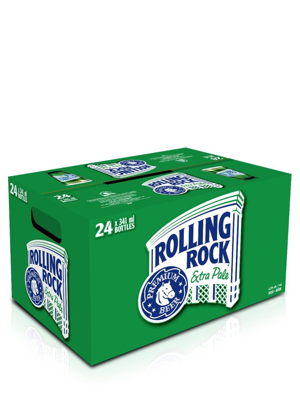 Rolling rock  24 x 341 ml bottle