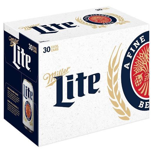 Miller lite  30 x 355 ml