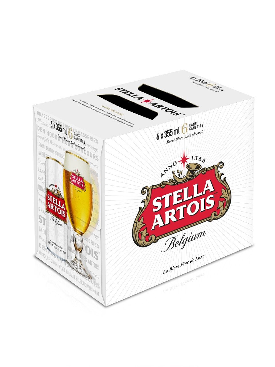 Stella artois  6 x 355 ml