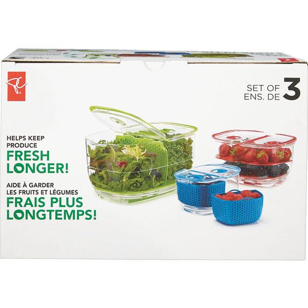 President's choicefood saver boxed set