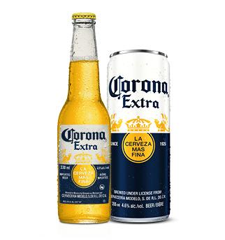 Labatt corona  6 x can 473 ml