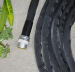 Rapid flo 30.4 m (100 ft.) compact garden hose