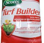 Scotts turf builder weed prevent 18.2 kg