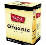 Mill street original organic lager 6 x 341 ml bottle