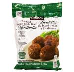 Kirkland signature cooked italian style frozen beef meatballs 2.72 kg