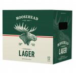 Moosehead lager  12 x 341 ml bottle