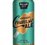 Railway city orange creamsic ale  473 ml