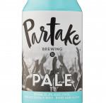 Partake brewing non-alcoholic pale ale  355 ml