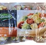 Olivieri 7 cheese rainbow tortellini pasta 3 - 750 g