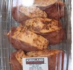 Souvlaki marinated pork chops (avg 1.972 kg)