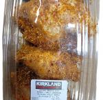 Chicken breasts with pepper & garlic seasoning   (avg. 1.840 kg)