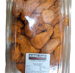 Seasoned chicken wings (avg. 2.214 kg)