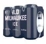 Old milwaukee ice  6 x 473 ml