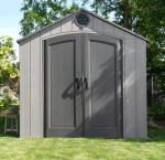 Lifetime 8 ft. x 7.5 ft. storage shed