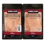 Kirkland signature extra-lean sliced ham