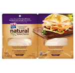 Natural selections sliced turkey breast