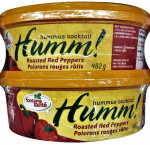 Fontaine sante roasted red pepper hummus 2 x 482 g