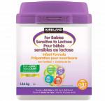 Kirkland signature infant formula for babies sensitive to lactose, 1.36 kg