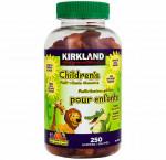 Kirkland signature children's multi-vitamin gummies - 250 gummies