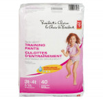 President's choicefade alert training pants,girls 3t-4