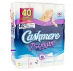 Cashmere premium 2-ply bathroom tissue 40 ct
