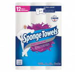 Spongetowels premium paper towels pack of 12