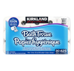 Kirkland signature 2-ply bathroom tissue 5 packs of 6