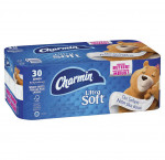 Charmin ultra soft 2-ply bathroom tissue 214 sheets 30-pack