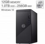 Dell inspiron i3880-5876blk-pus desktop, i5-10400