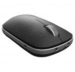 Azio leather wireless mouse