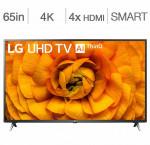 Lg 65-in. smart 4k uhd tv 65un8500