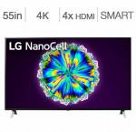 Lg 55-in. smart nanocell 4k hdr tv 55nano85
