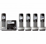 Panasonic® kx-tg175c dect 6.0 digital phone system
