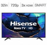 Hisense 32-in. smart 720p tv 32h4g