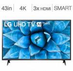 Lg 43-in. smart 4k uhd tv 43un7300