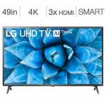 Lg 49-in. smart 4k uhd tv 49un7300