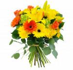 Citrus blaze bouquet