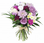Cottontail's easter bouquet