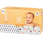 Hello bellodiapers, size 3, 92 count9